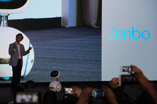 asus zenbo who is the handy robot helper  image 3