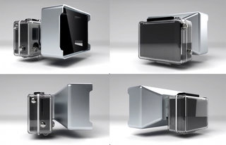 Turn your GoPro into a 3D camera using this £35 Vitrima lens case