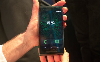 Sirin Labs Solarin: What kind of Android phone does £9.5K get you?