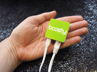 Boosty review: Banish broadband outage with this mini mobile-connected router