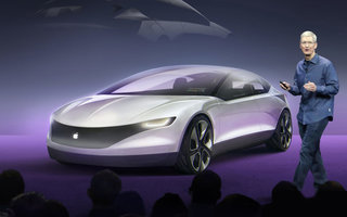 Apple Car to hit roads from 2020 says Tesla's Elon Musk, but no Google car