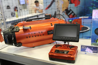 Seawolf mini-submarines are the GoPro drones of the sea