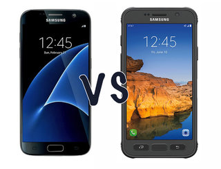Samsung Galaxy S7 vs Samsung Galaxy S7 Active: What's the difference?