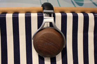 Denon's AH-7200 over-ear headphones: Wood you wear them?