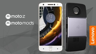 Moto Z leaked early, official pic of Moto X replacement and Moto Mods revealed