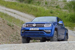 Volkswagen Amarok (2016) first drive: A tough toiler in smart t
