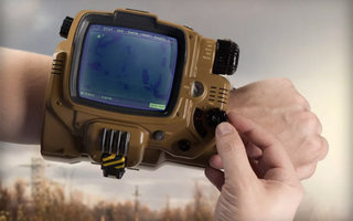 Fallout's Pip-Boy: Deluxe Edition connects to your phone and works for real
