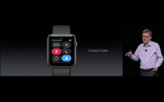 Apple WatchOS 3 update: Control Center, Dock, Scribble, and more