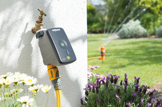 How to make your yard smart