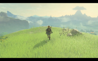 The Legend of Zelda: Breath of the Wild, first E3 trailer shows beautiful interactive world