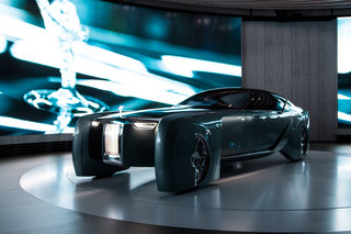 The Rolls-Royce of the future is an autonomous land yacht with an AI concierge