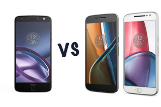 Moto Z vs Moto Z Force vs Moto G4 vs Moto G4 Plus: What's the difference?