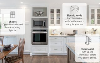 What works with Apple HomeKit?