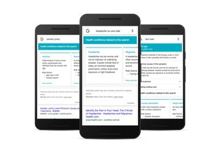 Google wants to help symptom-searchers find the right diagnosis