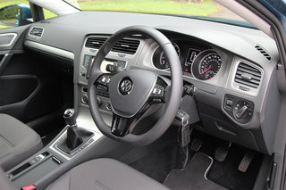 volkswagen golf 1 0 litre tsi first drive image 10