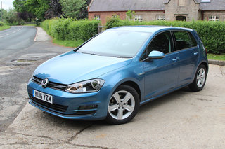 volkswagen golf 1 0 litre tsi first drive image 2