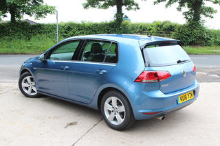 volkswagen golf 1 0 litre tsi first drive image 3