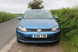 volkswagen golf 1 0 litre tsi first drive image 4