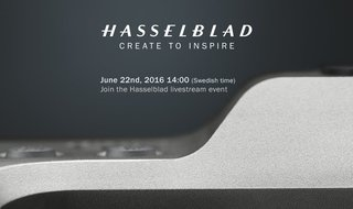 How to watch Hasselblad event: X1D and Moto Mod cameras expected