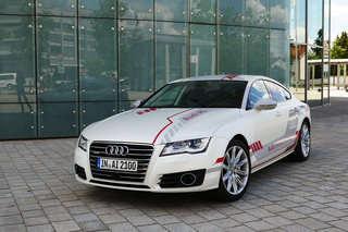 Audi Piloted Driving >> Audi Piloted Driving A Real World Glimpse Into The Future Of S