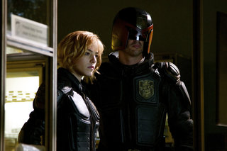 judge dredd mega city one tv show everything you need to know about the dredd sequel image 4
