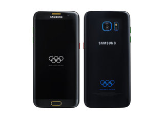 Samsung's making a Galaxy S7 Olympic Edition - see leaked pic