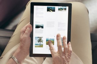 Kindle's Page Flip lets you skip pages without losing your place