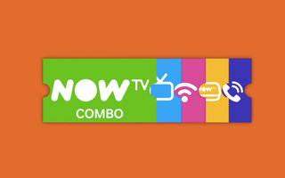 What is the Now TV Combo, how much does it cost and when can I get it?