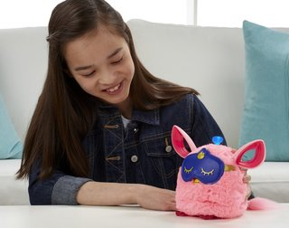 hasbro s furby is now a connected toy with lcd screens for eyes image 2