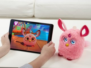 hasbro s furby is now a connected toy with lcd screens for eyes image 4