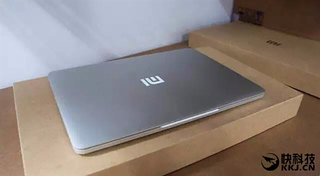 Xiaomi Mi Notebook is actually real and, yes, it looks like a MacBook