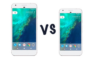 Google Pixel XL vs Pixel: Which should you choose? - Pocket-lint