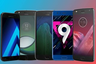 Which is the best 2017 budget smartphone under £400?
