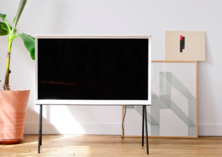 You can now buy Samsung's fancy Serif TV in the US from MoMA