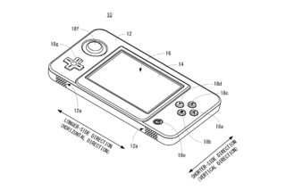 Nintendo NX patent shows handheld console after all