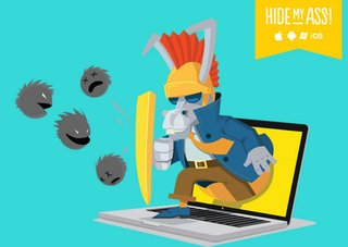 Pick up HideMyAss! VPN, one of PC Mag's top 10 VPNs of 2016 for 55 per cent off