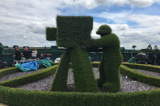 Wimbledon 2016: Behind the scenes with ESPN, 84 cameras and 120 members of staff