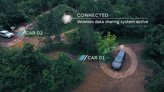 Who needs roads? Land Rover creates autonomous all-terrain driving Range Rover Sport