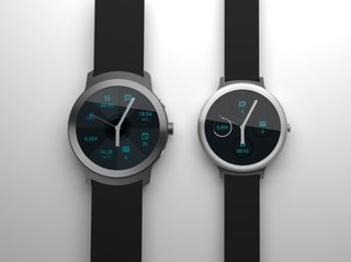 Are these Google's upcoming Android Wear smartwatches?