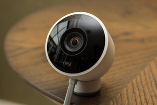 Nest Cam Outdoor: Full HD, Nest Aware connected, with talk and listen functions