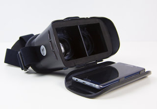 carphone warehouse goji vr headset is much cheaper than gear vr iphone compatible too image 2