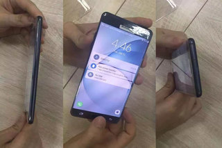 Fresh Galaxy Note 7 leak shows device from every angle, almost