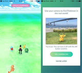 pokemon go how to catch pikachu as your first pokemon image 3