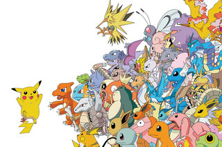 How many Pokemon are there in Pokemon Go? 151 and here they all are