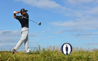 Watch The Open for free with Now TV