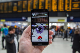 London through the eyes of Pokemon Go