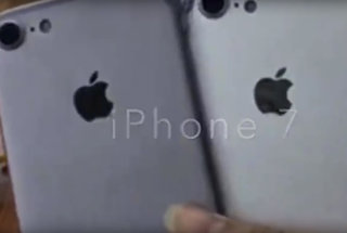 iPhone 7 hands-on video shows Space Grey and Sliver handsets