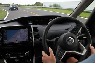 Driving with Nissan ProPILOT: Removing the legwork