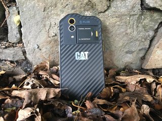 Cat S60 review: Tough build and thermal imaging make for a phone like no other