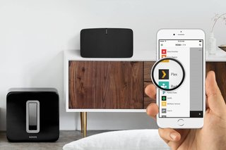 Plex now lets you play music on any Sonos device from the Sonos app